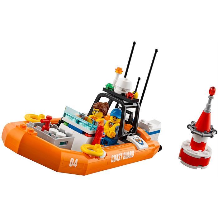 Lego 60165 City 4x4 Müdahale Birimi