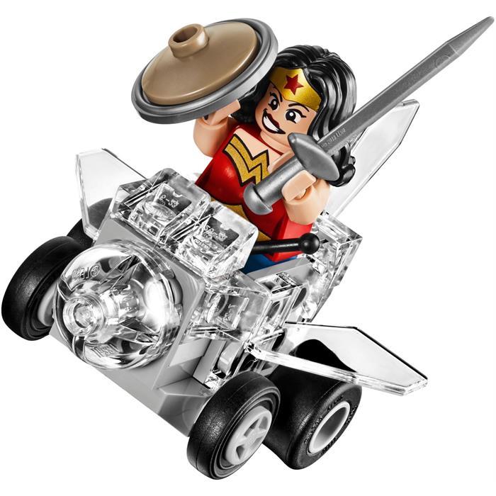 Lego 76070 Super Heroes Mighty Micros Wonder Woman Doomsday'e Karşı