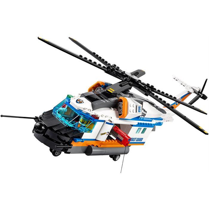 Lego 60166 City Ağır Kurtarma Helikopteri
