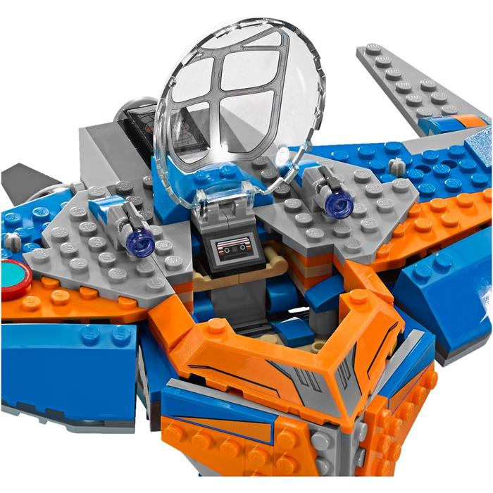 Lego 76081 Super Heroes Milano Abilisk'e Karşı