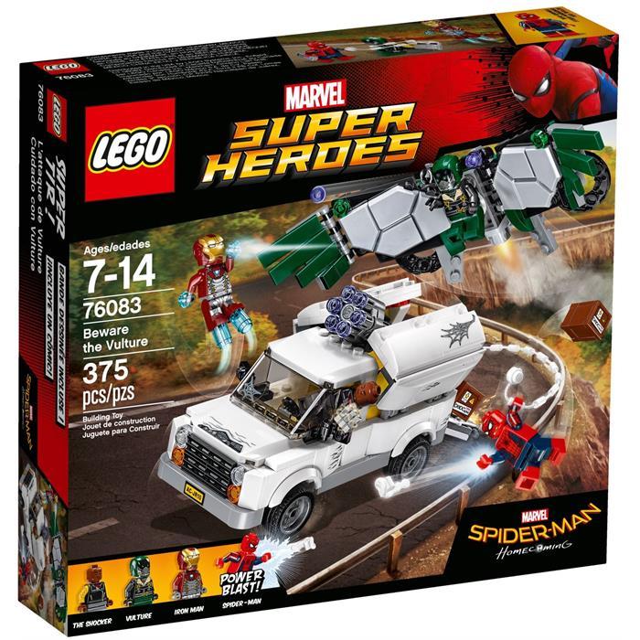 Lego 76083 Super Heroes Beware Vulture