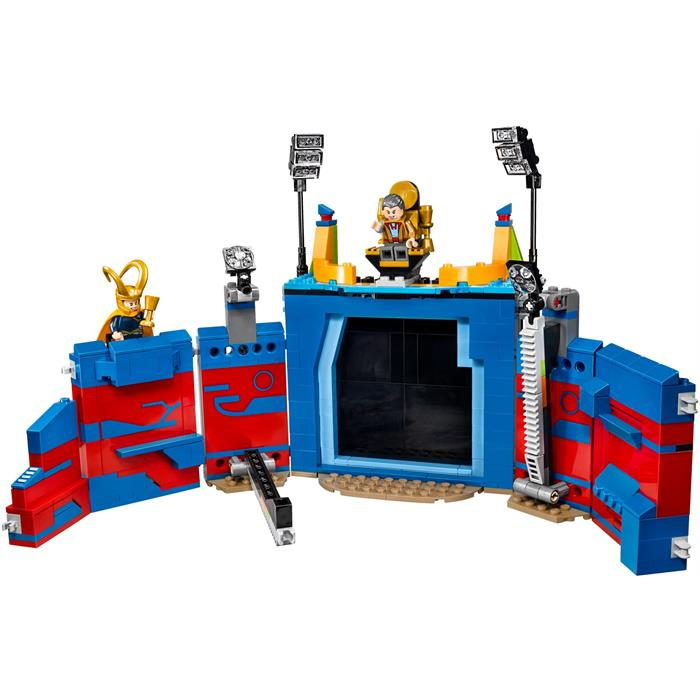 Lego 76088 Super Heroes Thor vs Hulk Arena