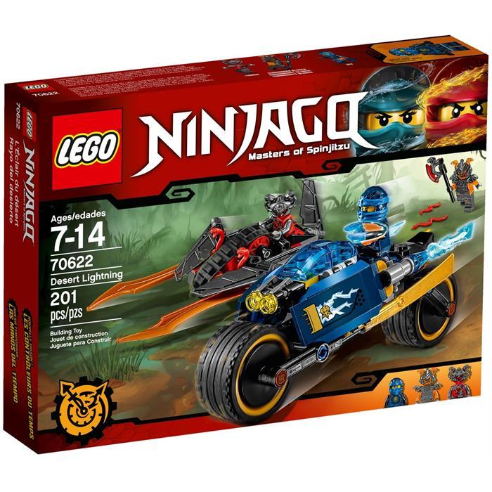 Lego 70622 Ninjago Çöl Şimşeği