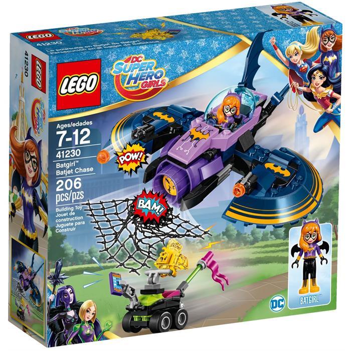 Lego 41230 DC Super Hero Girls Batgirl Batjet Takibi