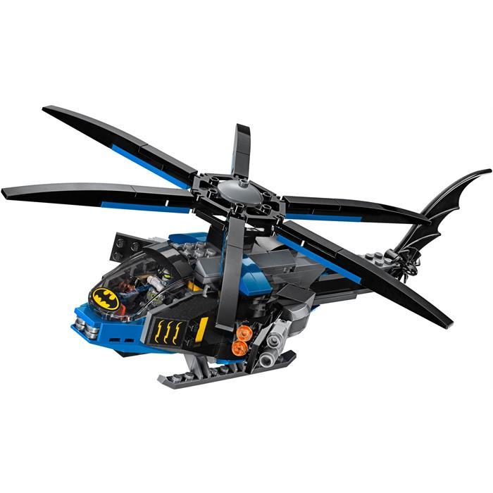 Lego 76054 DC Super Heroes Batman Scarecrow Korku Hasadı