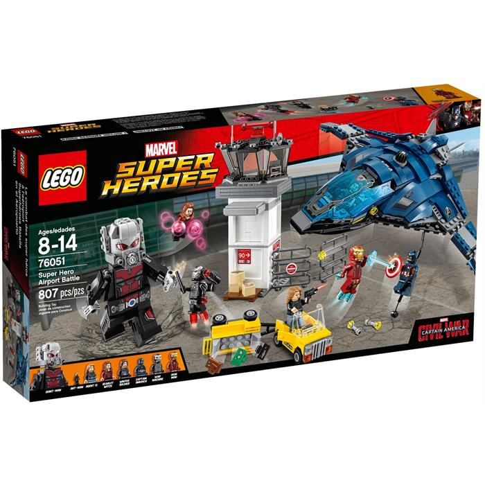 Lego 76051 DC Super Heroes Captain America