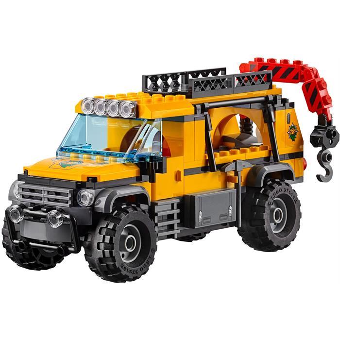 Lego 60161 City Orman Keşif Sahası