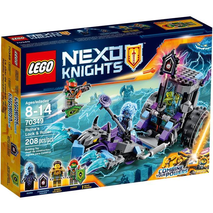 Lego 70349 Nexo Knights Ruina'nın Kıskaçlı Tankı