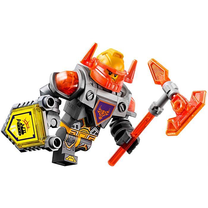 Lego 70350 Nexo Knights Üç Kardeş