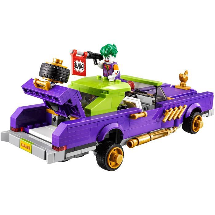 Lego 70906 Batman Film Joker Kötü Şöhretli Araba