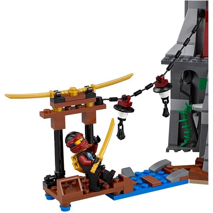 Lego 70594 Ninjago Deniz Feneri Kuşatması