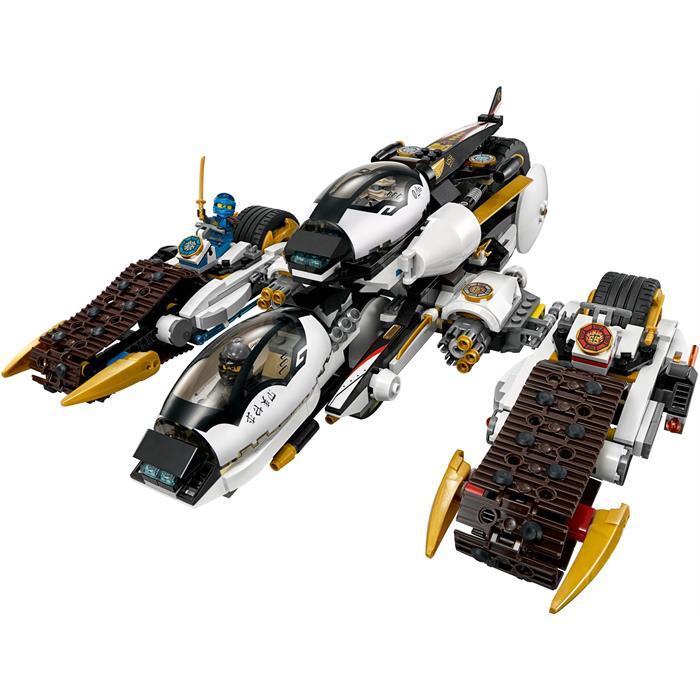 Lego 70595 Ninjago Ultra Gizli Tank
