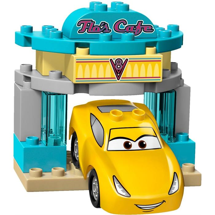 Lego Duplo 10846 Flo'nun Kafesi