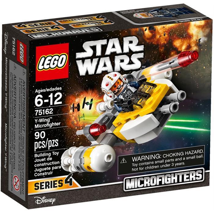 Lego Star Wars 75162 Y-Wing veMikro Savaşçı