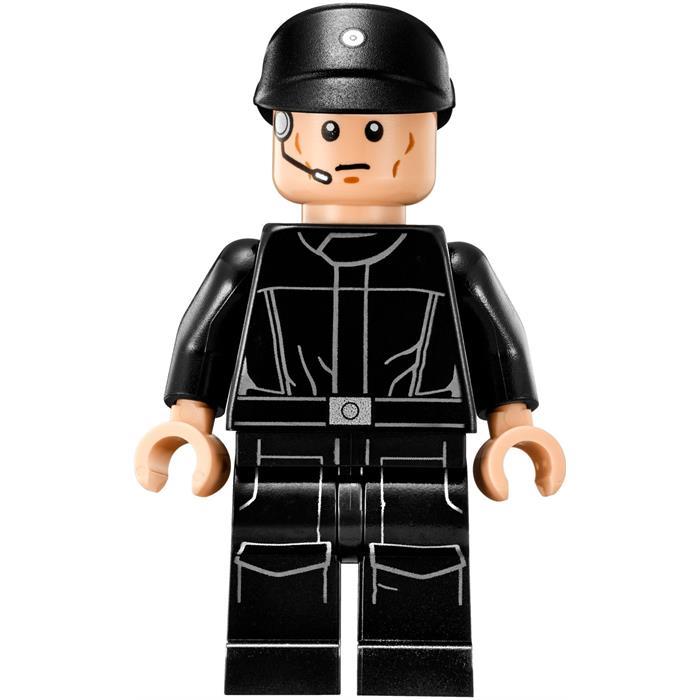Lego Star Wars 75163 FilmKrennic'in Imperial Shuttle ve Mikro Savaşçısı