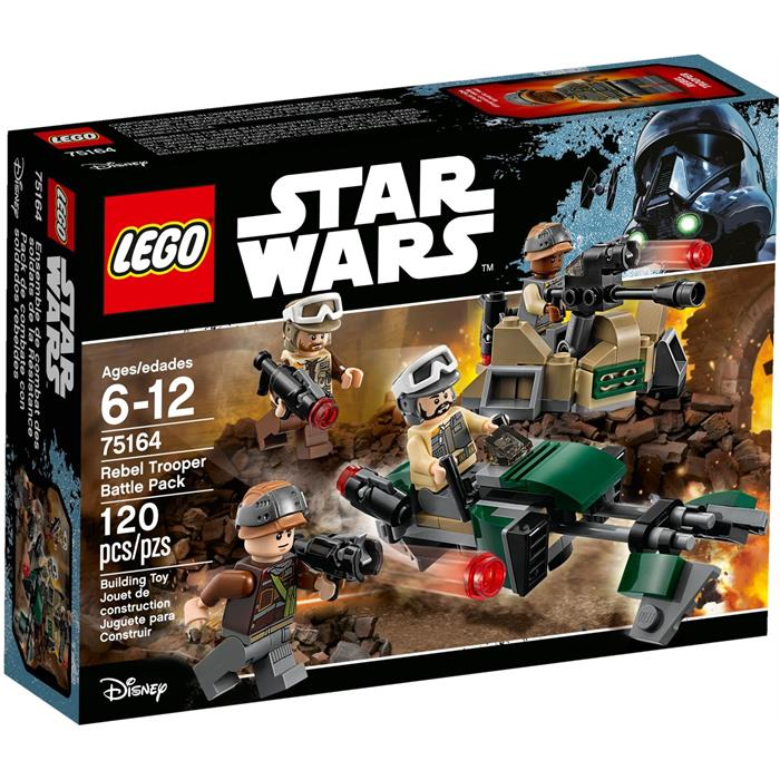 Lego Star Wars 75164 Rebel Trooper Çarpışma Seti