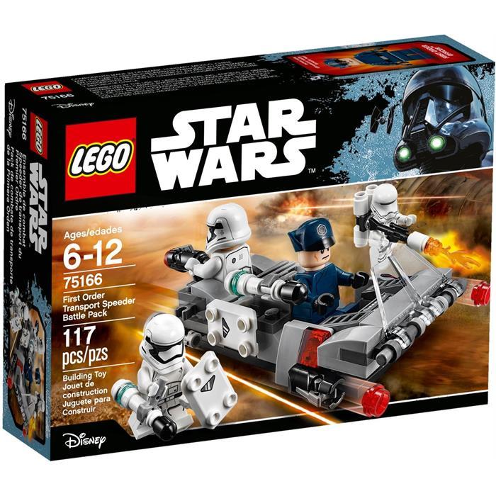Lego Star Wars 75166 First Order Transport Speeder