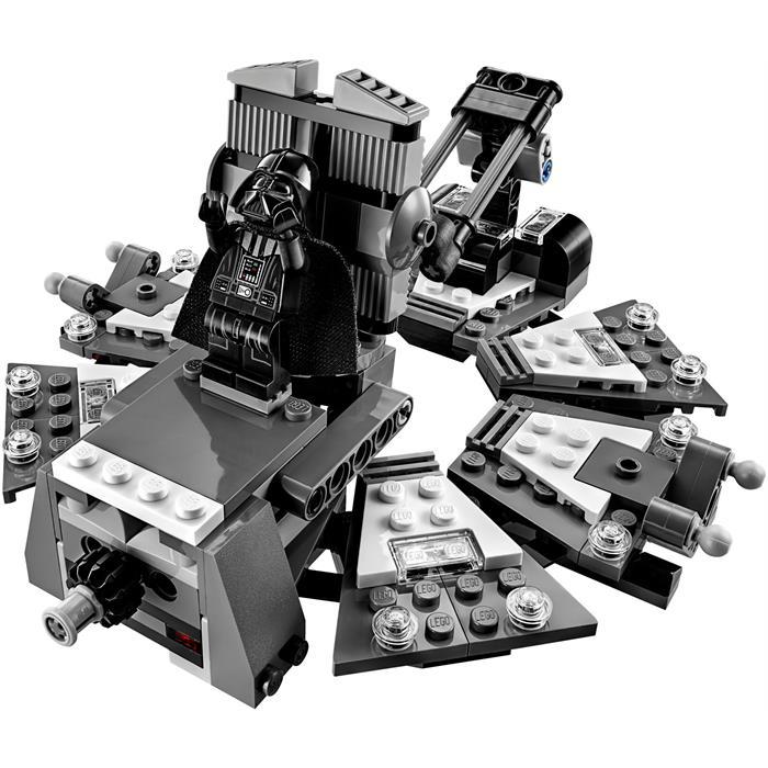 Lego Star Wars 75183 Darth Vader'ın Dönüşümü