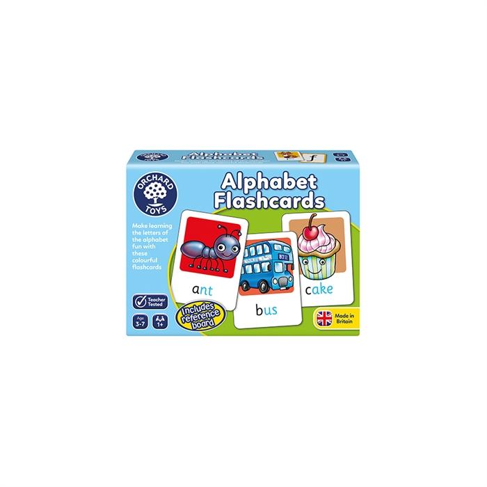 Orchard Alphabet Flashcards