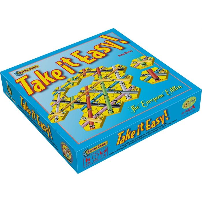 Burley Games Take it Easy!