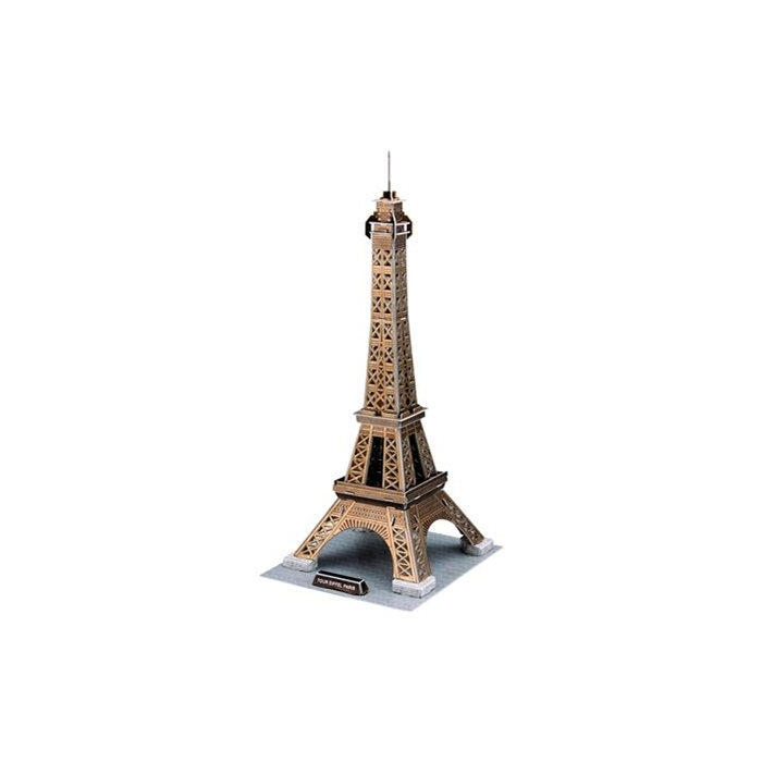 PAL Eiffel Kulesi - Küçük Boy 3D Puzzle