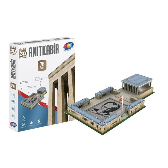PAL Anıtkabir 3D Puzzle