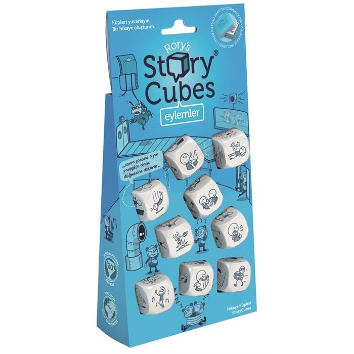 Rory'nin Hikaye Küpleri - Eylemler - Hediyelik (Rory's Story Cubes - Actions)