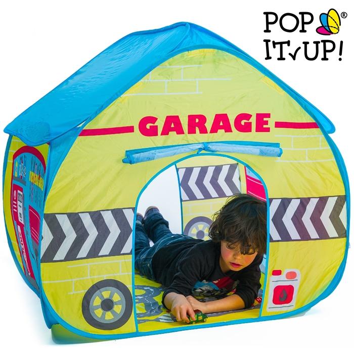 Pop It Up Garaj Oyun Çadırı