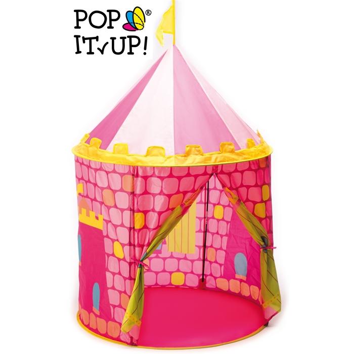 Pop It Up Prenses Oyun Çadırı