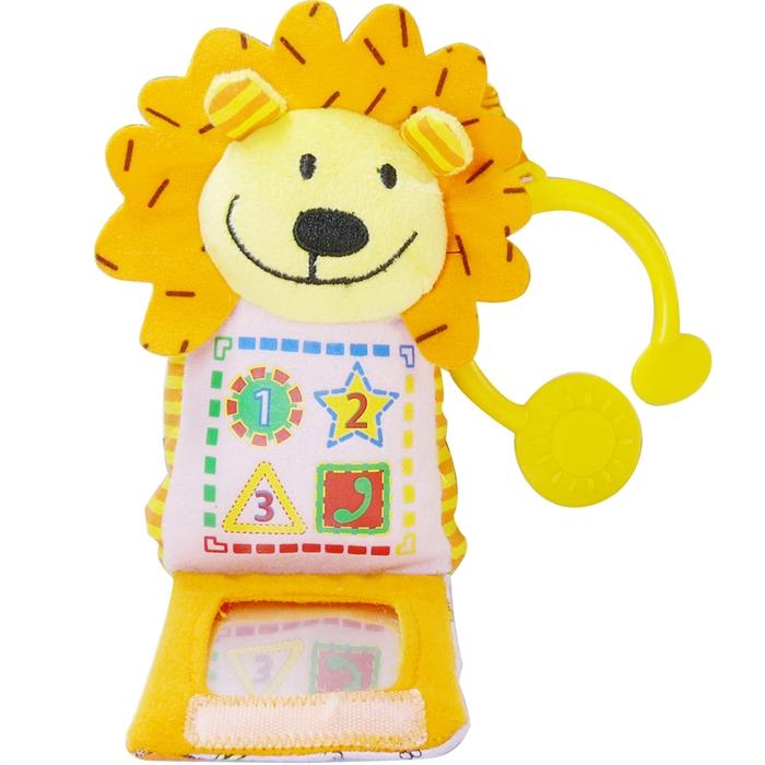 Biba Sesli Aynalı Titreşimli İlk Telefon Arkadaşım Aslan