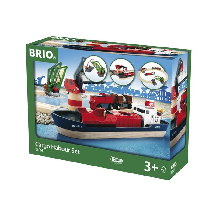 BRIO Kargo Limanı Seti