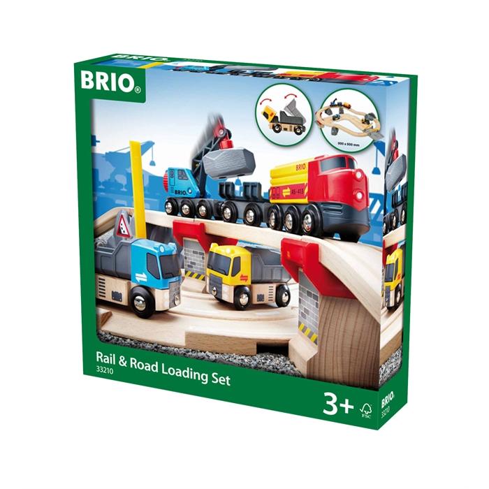 BRIO Taş Ocağı Seti