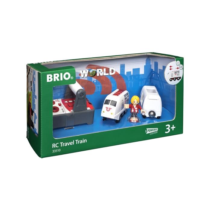 BRIO Uzaktan Kumandalı Yolcu Treni