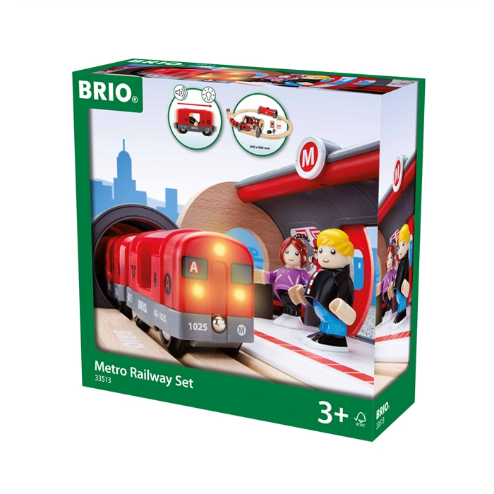 BRIO Metro Seti
