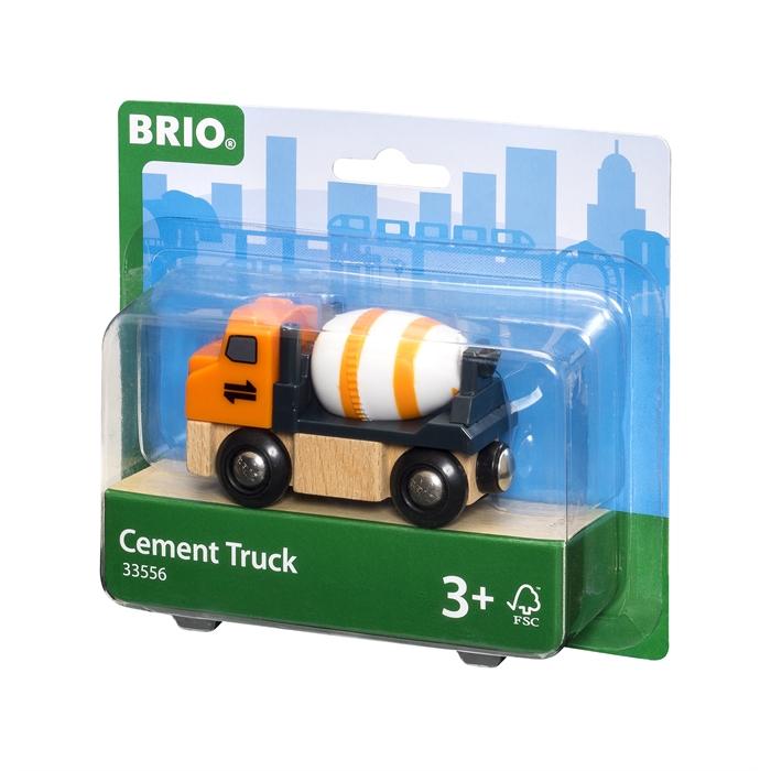 BRIO Cement Truck