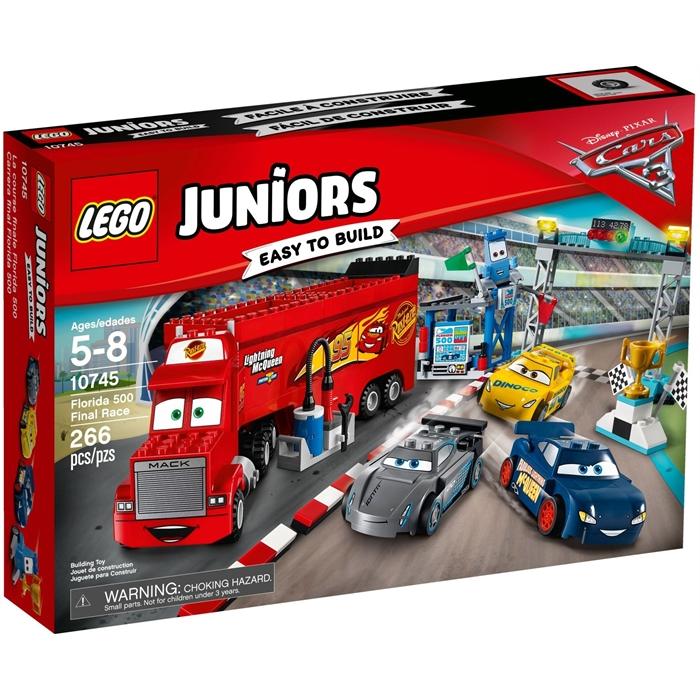Lego 10745 Juniors Florida 500 Final Race