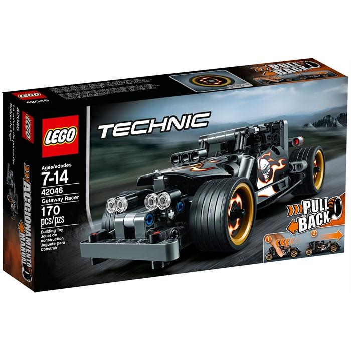 Lego 42046Technic Getaway Racer
