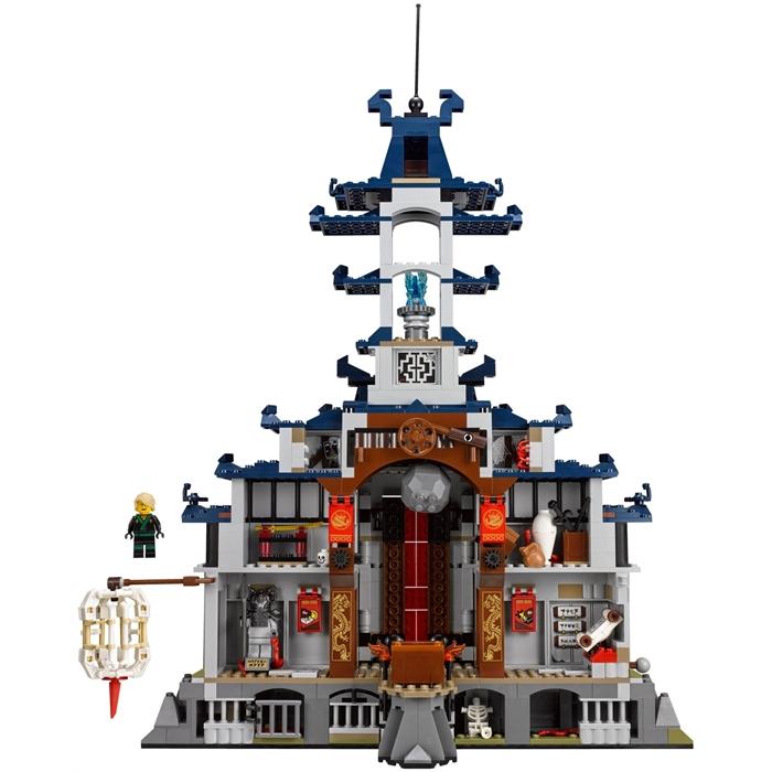 Lego 70617 Ninjago Temple Ultimate Weapon