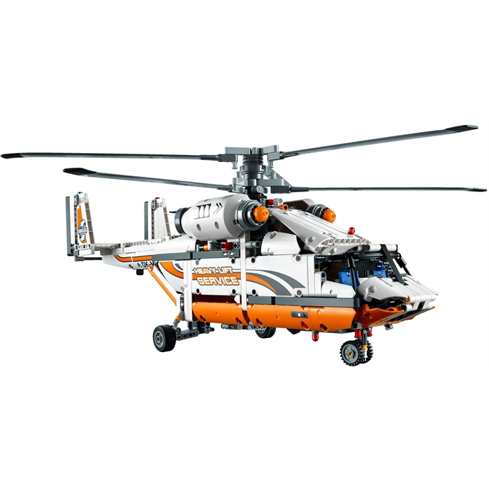 Lego 42052 Technic Heavy Lift Helicopter