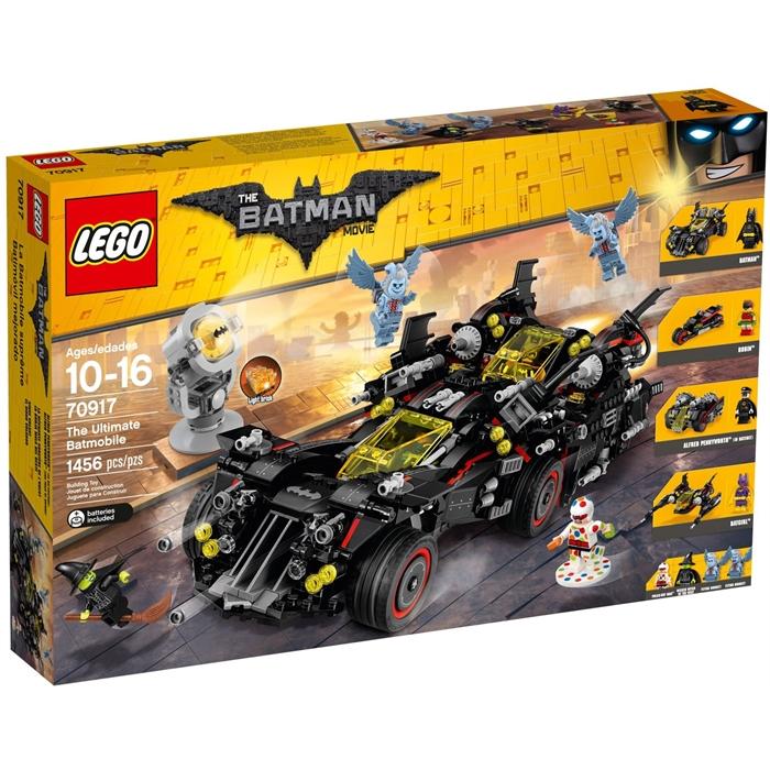 Lego 70917 Batman Ultimate Batmobile