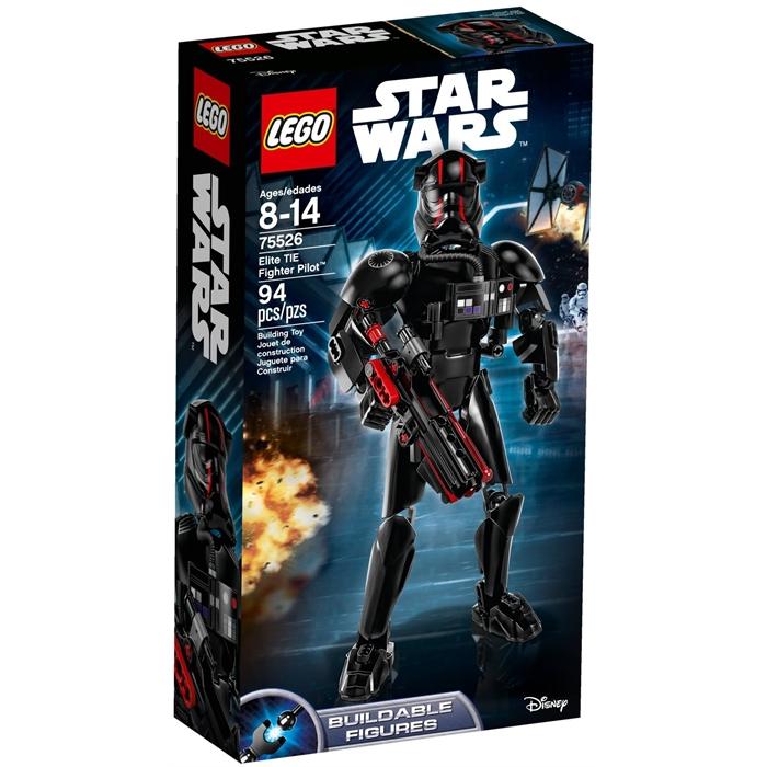 Lego Star Wars 75526 TIE Fighter Pilot