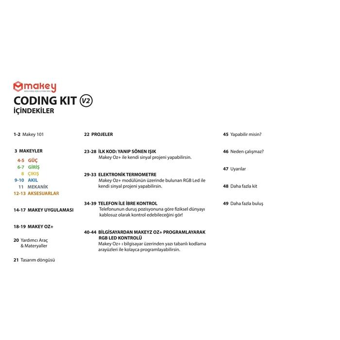 Makey Coding+ Kit
