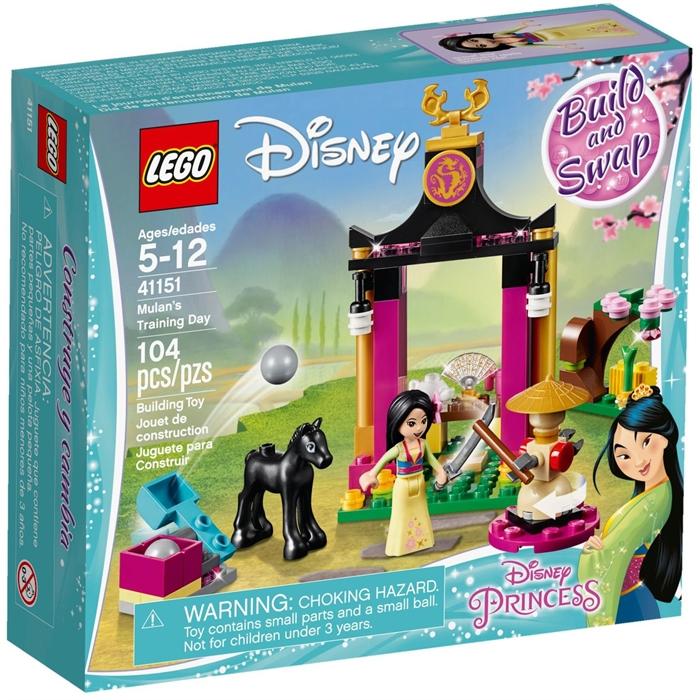 Lego 41151 Mulan's Training Day