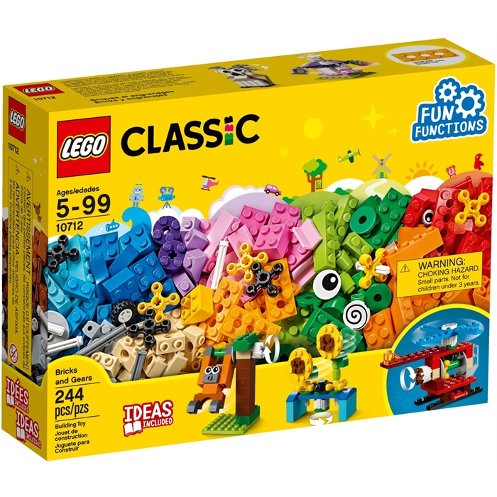 Lego 10712 Bricks & Gears