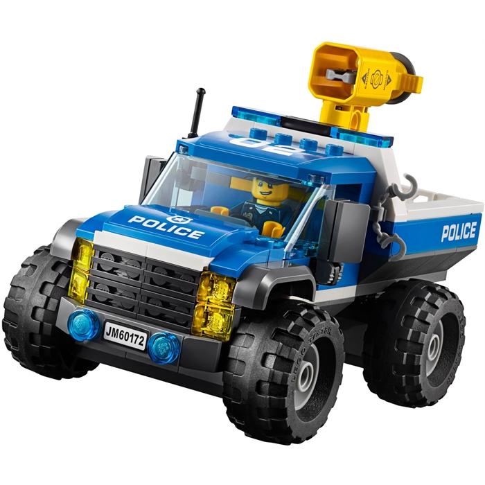 Lego 60172 City Dirt Road Pursuit