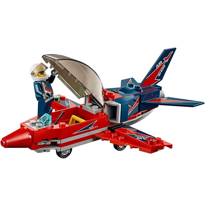 Lego 60177 City Airshow Jet