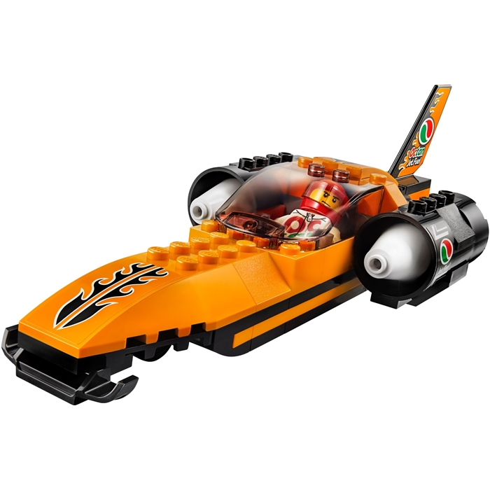 Lego 60178 City Speed Record Car