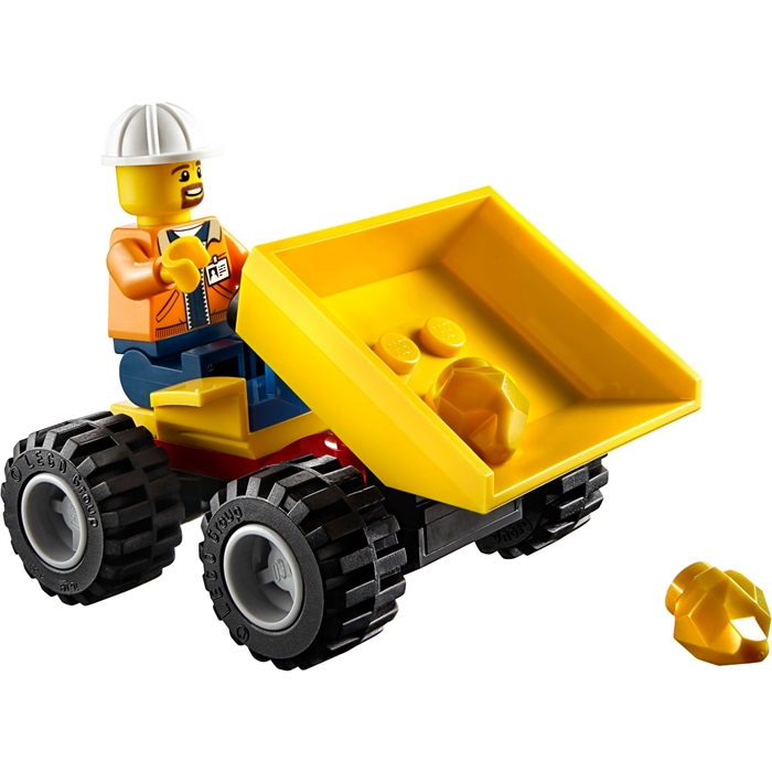 Lego 60184 City Mining Team