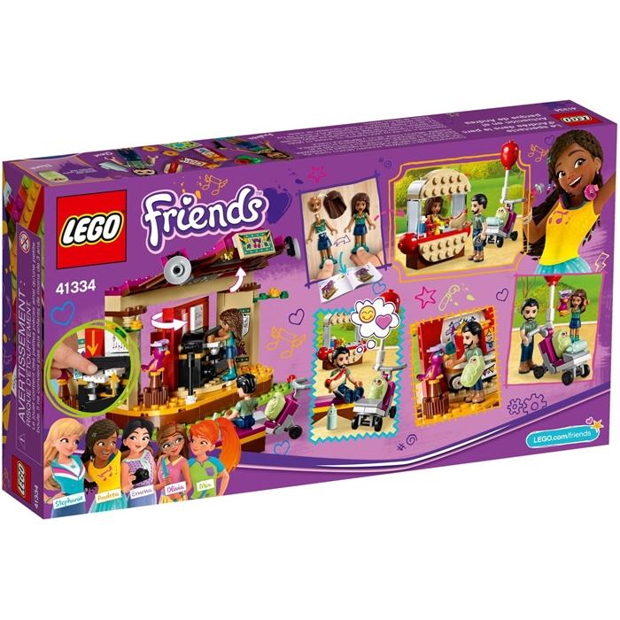 Lego 41334 Friends Andrea's Park Performance
