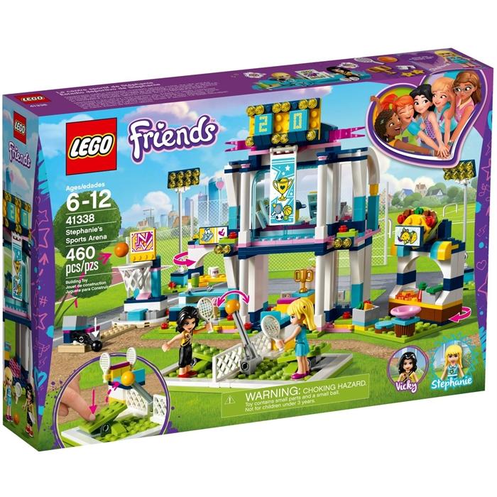 Lego 41338 Friends Stephanie's Sports Arena